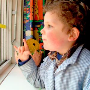 Opgroeien in Vlaamse Gebarentaal en Nederlands